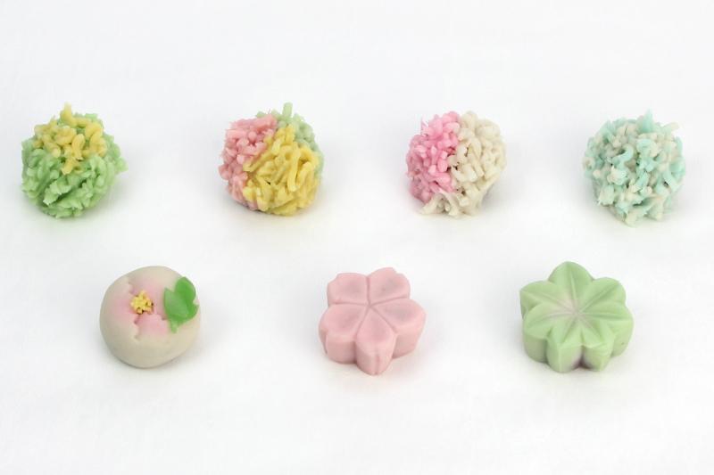 季節の主菓子(生菓子)